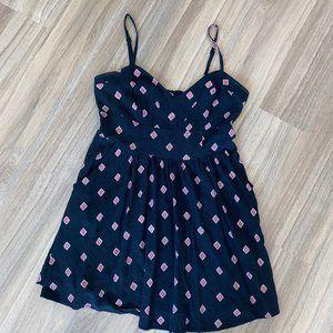 A Line Sun Dress with Pockets
